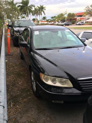 2006 HYUNDAI AZERA LIMITED EDITION for Sale in West Palm Beach, FL