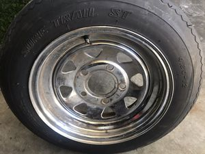 12 inch trailer spare tire for Sale in La Puente, CA