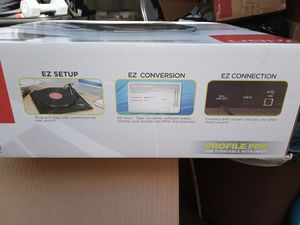 Record player and MPG recorder for Sale in Norwalk, CA