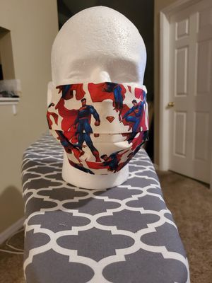 Superman Face Mask for Sale in Clermont, FL