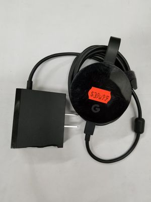 Google Chromecast Ultra 4K Streaming Device for Sale in Baltimore, MD