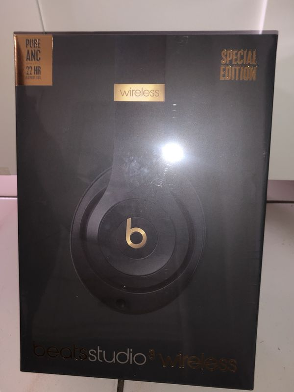 Beats studio 3 wireless shadows gray