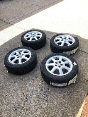 volkswagen factory bbs wheels for Sale in Beavercreek, OR