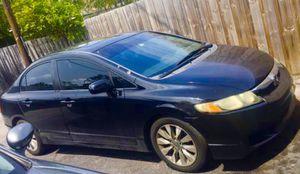 2008 Honda Civic 4 door for Sale in Hollywood, FL