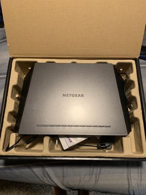 Nighthawk Router for Sale in Deer Park, TX