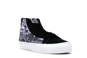 Vans Sk8-Hi Disney x Mr. Cartoon size 10.5 for Sale in Los Angeles, CA