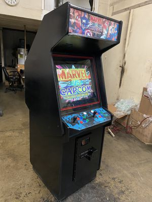 Marvel vs. Capcom CPS2 Arcade Video Game Machine for Sale in Chino Hills, CA