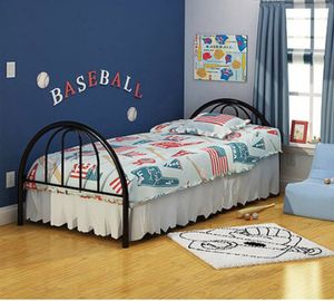 Metal Twin bed for Sale in Stoneham, MA