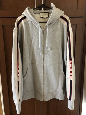 Gucci Technical Zip Up Hoodie for Sale in Los Angeles, CA