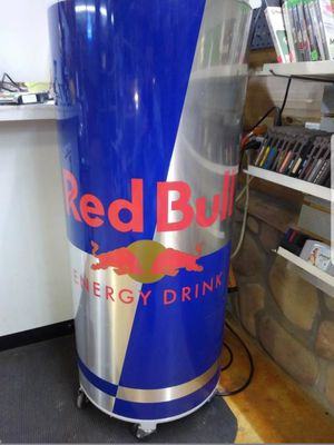 "42"" Redbull Cooler Fridge for Sale in Dothan, AL"