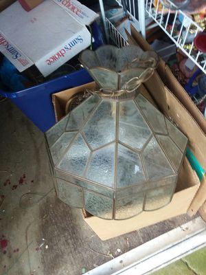 Kitchen hanging lamp good condition for Sale in Roanoke, VA