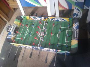 Mesa de futbolito for Sale in Modesto, CA