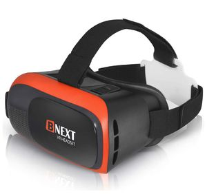VR Headset for iPhone & Android Phone - Universal Virtual Reality Goggles - Play Your Best Mobile Games 360 Movies with Soft & Comfortable New 3D VR for Sale in Hoover, AL