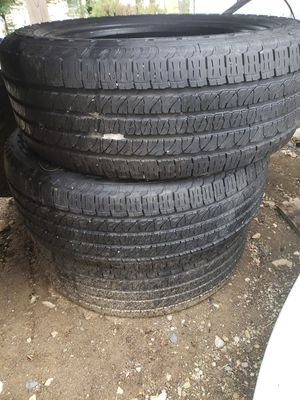 Goodyear Fortera 265/50R20 for Sale in Wayland, MA