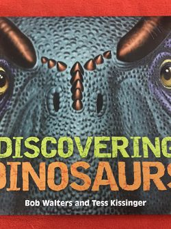 "Large New Hardback Book- ""Discovering Dinasaurs"" for Sale in Fort Lauderdale,  FL"