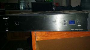 Velodyne subwoofer amplifier SC-600D for Sale in Snohomish, WA