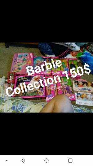 Barbie collection for Sale in Richfield, MN