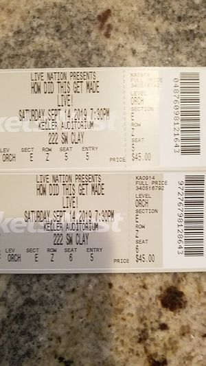 HDTGM Tickets for Sale in Lake Grove, OR