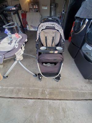 Stroller and baby rocker!!! Free!! for Sale in Murrieta, CA