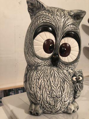 Owl decor for Sale in Marysville, WA