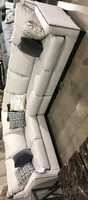 🍾🍾 Best Offer ‼ Hallenberg Fog LAF Sectional 92 for Sale in Jessup, MD