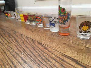 Shot Glass Collection for Sale in Sandy Springs, GA