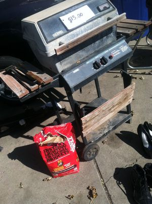 Grill. Only asking $15 for Sale in Albuquerque, NM