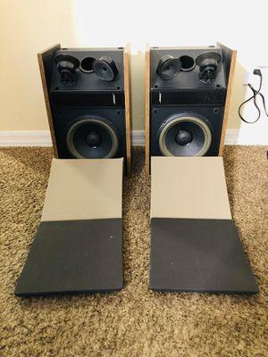 BOSE 301 Series II Direct Reflecting Bookshelf Studio Speakers Walnut Grain for Sale in Tampa, FL