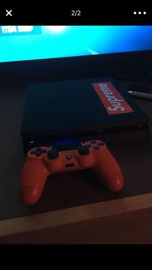 PS4 SLIM ! Great condition! for Sale in Lakeland, FL