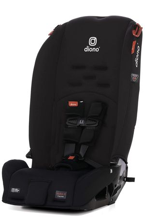 Diono 2020 Radian 3R, 3 in 1 Convertible, 10 years 1 Car Seat, Slim Fit Design, Fits 3 Across, Black Jet for Sale in Duluth, GA