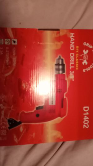 Hand drill for Sale in Brooklyn, NY