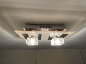Quoizel LED Flush Mount for Ceiling in Polished Chrome for Sale in Brooklyn, NY