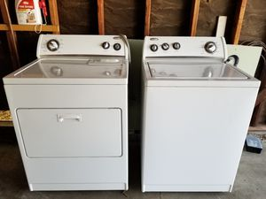 Whirlpool Washer and Dryer for Sale in Castro Valley, CA