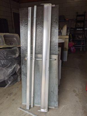 Delta Tempered Glass Pivot Shower Door for Sale in Murray, UT
