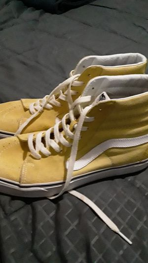 Van's skateboard shoes 9 Mens/10.5 Womens for Sale in Springfield, OR