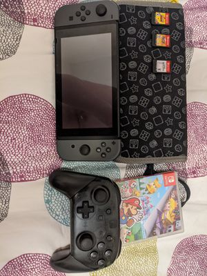 Nintendo Switch, Accessories, and Games for Sale in Hollywood, FL