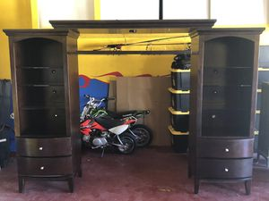 Large Entertainment Center for Sale in Puyallup, WA