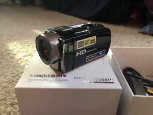 Hd Digital Video Camera for Sale in Selma, TX
