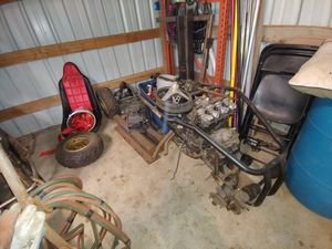 Tube frame street bike powered rail, buggy for Sale in Boring, OR