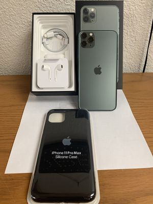 IPhone 11 Pro Max 512GB for Sale in Irvine, CA