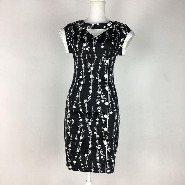Asian Inspired Voodoo Vixen Dress (New) (1016360)
