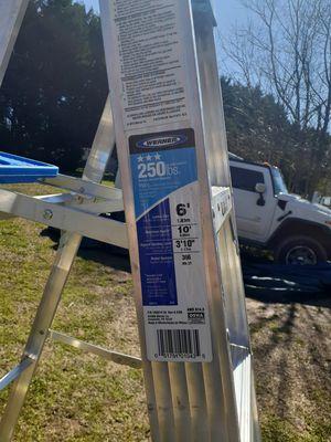 6 foot ladder for Sale in Granite Quarry, NC