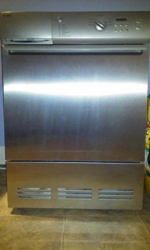 Asko washer and dryer precision Made in Sweden quattro 1600 RPM self heating washer and Asko Butterfly dryer for Sale in Buckley, WA