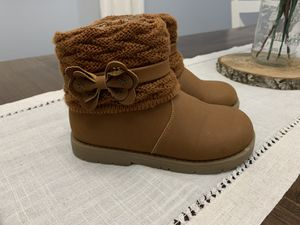 Girl boots size 10 for Sale in Temecula, CA