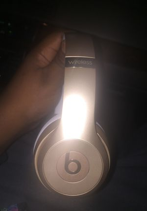 Beats By Dre Bluetooth Headphones for Sale in Houston, TX