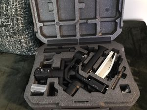 DJI Ronin S + Many Accessories for Sale in Pasadena, CA