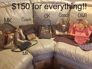 Authentic Designer Bags for Sale in East Windsor, CT