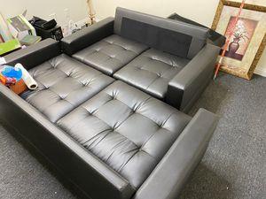 2 Black Sofas for Sale in Rosemead, CA