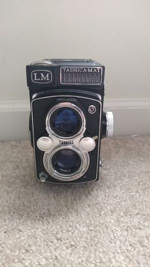 Yashica Mat LM film camera for Sale in Lewisburg, PA