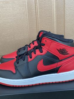 Air Jordan 1 Banned Mid GS Size 7Y Brand New DS for Sale in Port St. Lucie,  FL